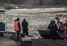 В Киеве с Северного моста спрыгнул мужчина