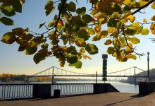 В Киеве зафиксированы температурные рекорды