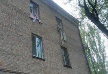 В Святошинском районе в жилом доме прогремел взрыв