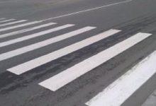 В Украине на пешеходных переходах появятся обязательные островки безопасности