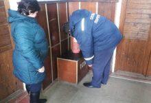 В Яготинском районе спасатели ГСЧС провели плановые проверки сельских клубов и домов культуры