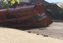 В Ивано-Франковской области пожарная машина попала в ДТП