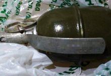 В палате под подушкой больного обнаружили боевую гранату