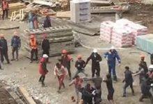 Вровень или выпирать в России на стройке произошла массовая драка рабочих Северной Кореи и Таджикистана