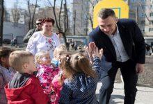 Виталий Кличко проинспектировал полностью обновленный детский сад в Святошинском районе