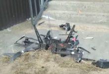 беспилотник «Почты России» разбился