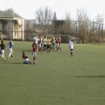 Українські футболістки влаштували бійку під час матчу