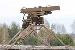 протитанковий  керований ракетний комплекс Скіф