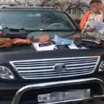 В Киеве задержали россиянина продававшего оружие