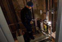 Капитальный ремонт лифтов в домах Деснянского и Подольского районов