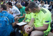 Кличко собирает подписи звезд мирового футбола под обращением с требованием освободить Олега Сенцова