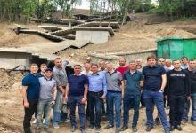 Ко Дню Киева откроют обновленную Владимирскую горку