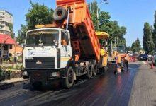 «Київавтодор» проводить роботи з поточного ремонту дорожнього покриття на 12 об'єктах
