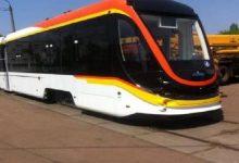 Київпастранс тестує трисекційний трамвай з мережею Wi-Fi