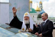 Митрополит Онуфрій відвідав засідання Священного Синоду РПЦ у в м. Санкт-Петербург