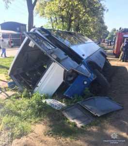 На Буковине произошло ужасное ДТП с участием маршрутного автобуса