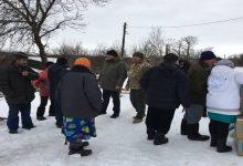 На Луганщині через обстріл селяни опинились без газу й світла