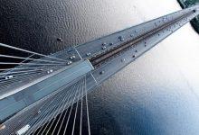 На Южном мосту до конца июня ограничат движение транспорта
