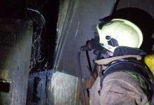 На Запорожском титано-магниевом комбинате произошло самовозгорание