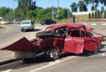 На трассе Киев-Чоп произошло смертельное ДТП