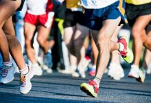 Перекрытие улиц в Борисполе из-за легкоатлетического пробега