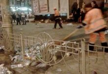 Після свят комунальники вивезли з вулиць Києва більше 4 тисяч тон сміття