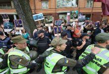 По Україні затримано 25 осіб під час масових заходів на 9 травня