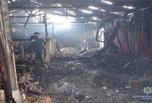 Полиция задержала четырех человек, подозреваемых в поджоге МАФов на Академгородоке