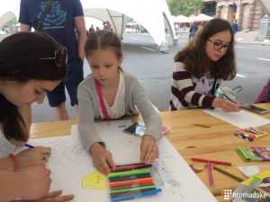 Понад 400 дітей із різних регіонів України приїхали на концерт до Дня перемоги