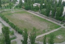 Реконструкция стадиона киевской школы обойдется бюджету в 57 млн гривен