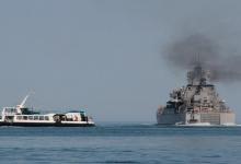 Российская Федерация закрыла Азовское море для украинских судов