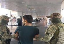 Сегодня утром в аэропорту Борисполь гражданин Ирана назвался террористом