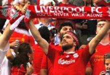 Тысяча фанатов Ливерпуля не смогли добраться до Киева