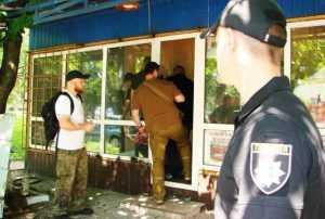 У Голосіївському районі демонували наркоМАФ
