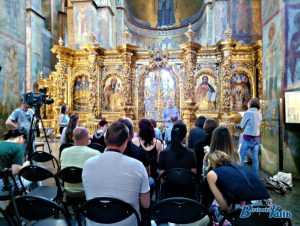 У Софійському соборі реставрують тисячолітні фрески і мозаїки