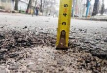У столиці продовжують переробляти неякісно виконаний ремонт доріг