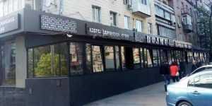 У центрі Києва продовжують зносити майданчики при барах і ресторанах