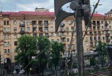 У центрі Києва запустили голосовий модуль системи оповіщення