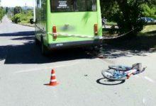 В Краматорске автобус насмерть сбил ребенка