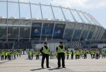 В Киеве для охраны порядка ожидают прибытия полицейских из Испании и Великобритании