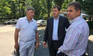 В Киеве на бульваре Вернадского восстановят асфальт, зеленую зону и тротуары