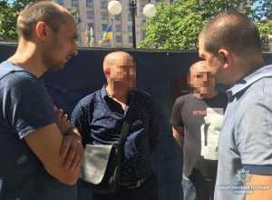 В Киеве ограбили гражданку Испании