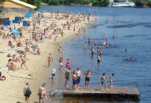 В Киеве откроют 13 городских пляжей