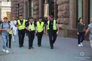 В Киеве правоохранители позаботились о выпившем гражданине Великобритании