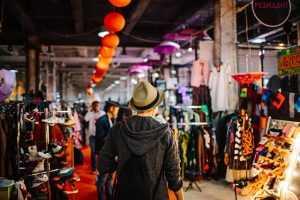 В Киеве проходит самый яркий и сумасшедший Кураж Базар Night Market India