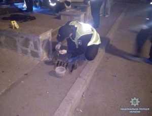 В Киеве в результате взрыва гранаты погиб человек. Фото, видео