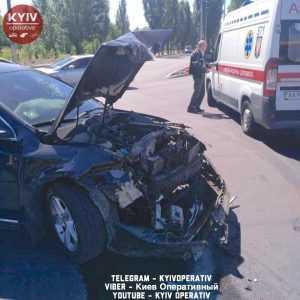 В Киевской области произошло серьезное ДТП. Фото