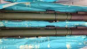В Мариуполе мужчина у себя дома хранил два гранатомета