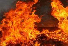 В Одесской области горел 16-этажный отель Южный
