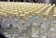 В Украине в марте увеличилось производство спиртного